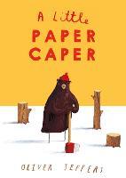 A Little Paper Caper (Board book)