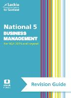 National 5 Business Management Revision Guide: Revise for Sqa Exams - Leckie N5 Revision (Paperback)