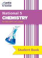 National 5 Chemistry Student Book for New 2019 Exams