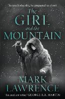 The Girl and the Mountain - Book of the Ice Book 2 (Hardback)