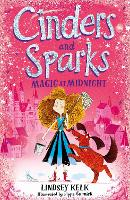Cinders and Sparks: Magic at Midnight (Paperback)