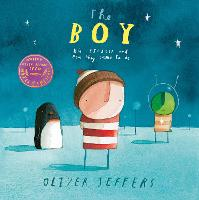 The Boy: His Stories and How They Came to be (Hardback)
