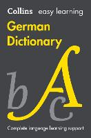 Easy Learning German Dictionary