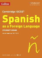 Cambridge IGCSE (TM) Spanish Student's Book - Collins Cambridge IGCSE (TM) (Paperback)