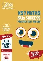 KS1 Maths SATs Practice Test Papers: For the 2021 Tests - Letts KS1 SATs Success (Paperback)