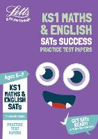 KS1 Maths and English SATs Practice Test Papers: For the 2020 Tests - Letts KS1 SATs Success (Paperback)
