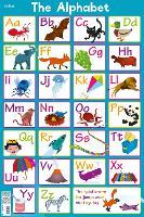 Alphabet - Collins Children's Poster