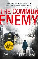 The Common Enemy - DCI Warren Jones Book 4 (Paperback)