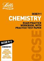 GCSE 9-1 Chemistry Exam Practice Workbook, with Practice Test Paper