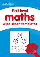 First Level Wipe-Clean Maths Templates for CfE Primary Maths: Save Time and Money with Primary Maths Templates - Primary Maths for Scotland