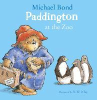 Paddington at the Zoo (Paperback)