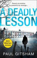 A Deadly Lesson - DCI Warren Jones (Paperback)