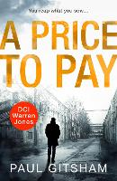 A Price to Pay - DCI Warren Jones Book 6 (Paperback)