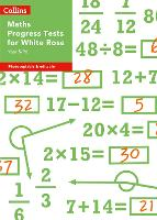 Year 5/P6 Maths Progress Tests for White Rose - Collins Tests & Assessment (Paperback)