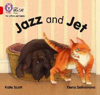 Jazz and Jet: Band 02a/Red a - Collins Big Cat Phonics for Letters and Sounds (Paperback)