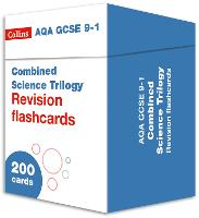New AQA GCSE 9-1 Combined Science Revision Flashcards - Collins GCSE 9-1 Revision