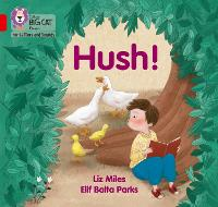 Hush!: Band 02a/Red a - Collins Big Cat Phonics for Letters and Sounds (Paperback)