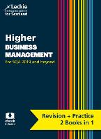 Higher Business Management: Preparation and Support for Sqa Exams - Leckie Complete Revision & Practice (Paperback)