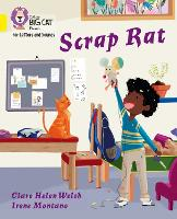Scrap Rat: Band 03/Yellow - Collins Big Cat Phonics for Letters and Sounds (Paperback)