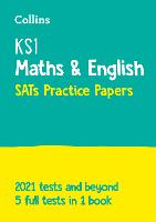 KS1 Maths and English SATs Practice Papers: For the 2022 Tests - Collins KS1 SATs Practice (Paperback)