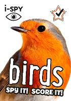 i-SPY Birds: What Can You Spot? - Collins Michelin i-SPY Guides (Paperback)