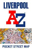 Liverpool A-Z Pocket Street Map
