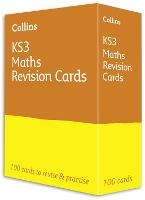 KS3 Maths Revision Question Cards: Ideal for Years 7, 8 and 9 - Collins KS3 Revision