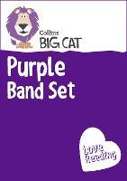 Purple Band Set: Band 08/Purple - Collins Big Cat Sets