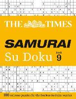 The Times Samurai Su Doku 9