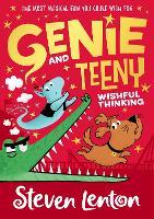 Genie and Teeny: Wishful Thinking - Genie and Teeny Book 2 (Paperback)