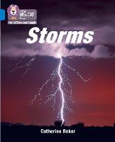 Storms: Band 04/Blue - Collins Big Cat Phonics for Letters and Sounds (Paperback)