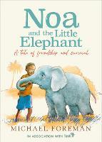 Noa and the Little Elephant (Hardback)