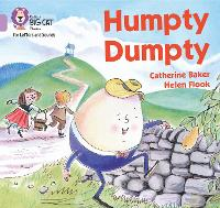 Humpty Dumpty: Band 00/Lilac - Collins Big Cat Phonics for Letters and Sounds (Paperback)