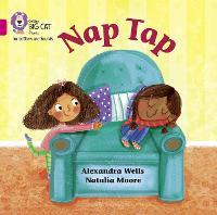 Nap Tap Big Book: Band 01a/Pink a - Collins Big Cat Phonics for Letters and Sounds (Big book)