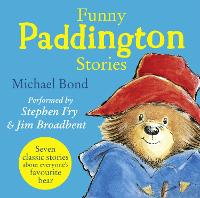 Funny Paddington Stories - Paddington (CD-Audio)