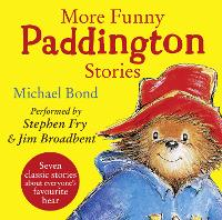 More Funny Paddington Stories - Paddington (CD-Audio)