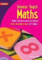 Greater Depth Maths Pupil Resource Pack Key Stage 1 - Herts for Learning (Paperback)