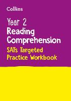 Year 2 Reading Comprehension SATs Targeted Practice Workbook: For the 2022 Tests - Collins KS1 SATs Practice (Paperback)