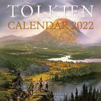 Tolkien Wall Calendar 2022