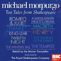 The Complete Collection of 10 Retellings - Michael Morpurgo's Tales from Shakespeare (CD-Audio)