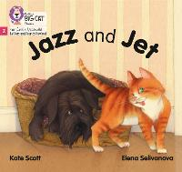 Jazz and Jet: Phase 2 - Big Cat Phonics for Little Wandle Letters and Sounds Revised (Paperback)