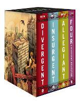 Divergent Series Four-Book Collection Box Set (Books 1-4)