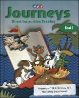 Journeys Level 2, Textbook 1 - DI Staff Development (Paperback)