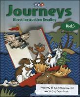 Journeys Level 2, Textbook 3 - DI Staff Development (Paperback)