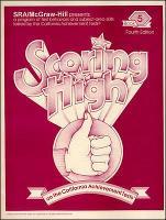 Scoring High on the California Achievement Tests (CAT), Student Edition Grade 5 - SCORING HIGH, CAT (Paperback)