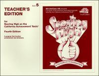 Scoring High on the California Achievement Tests (CAT), Grade 5 Teacher Edition - SCORING HIGH, CAT (Paperback)