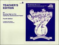 Scoring High on the California Achievement Tests (CAT), Grade 6 Teacher Edition - SCORING HIGH, CAT (Paperback)