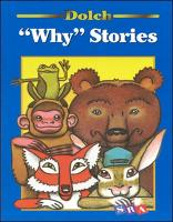 Dolch (R) Why Stories - DOLCH-OTHER (Paperback)