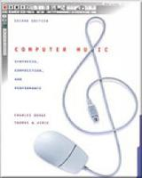 Computer Music: Synthesis, Composition, and Performance (Paperback)