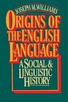 Origins of the English Language (Paperback)